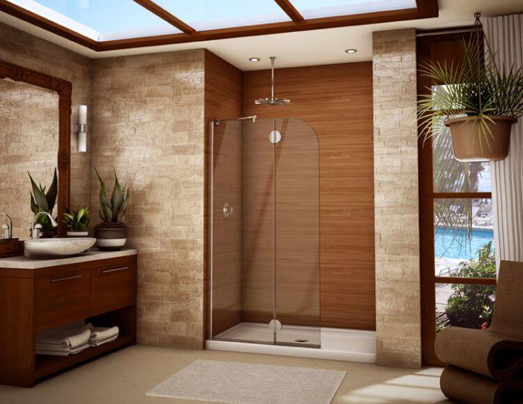 Kansas City Shower Doors | Frameless Glass Shower Doors