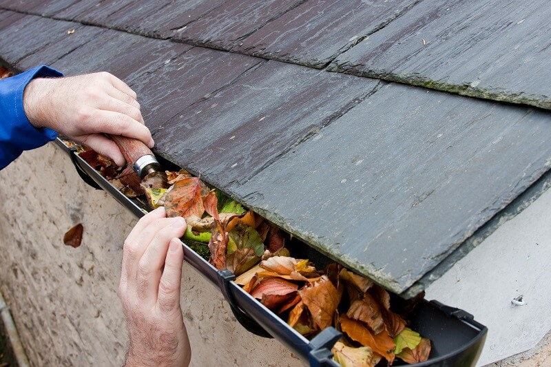 Complete Home Concepts Gutters