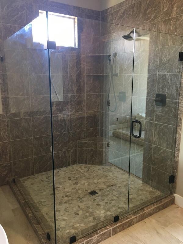 Shower Doors To Enhance Your Bathroom