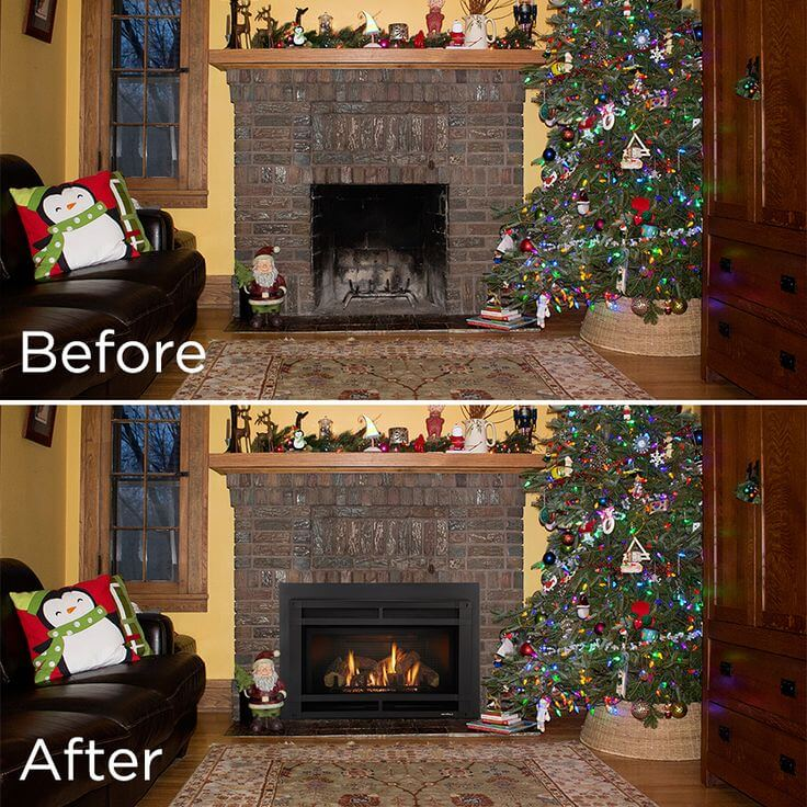 Fireplace Doesnt Heat
